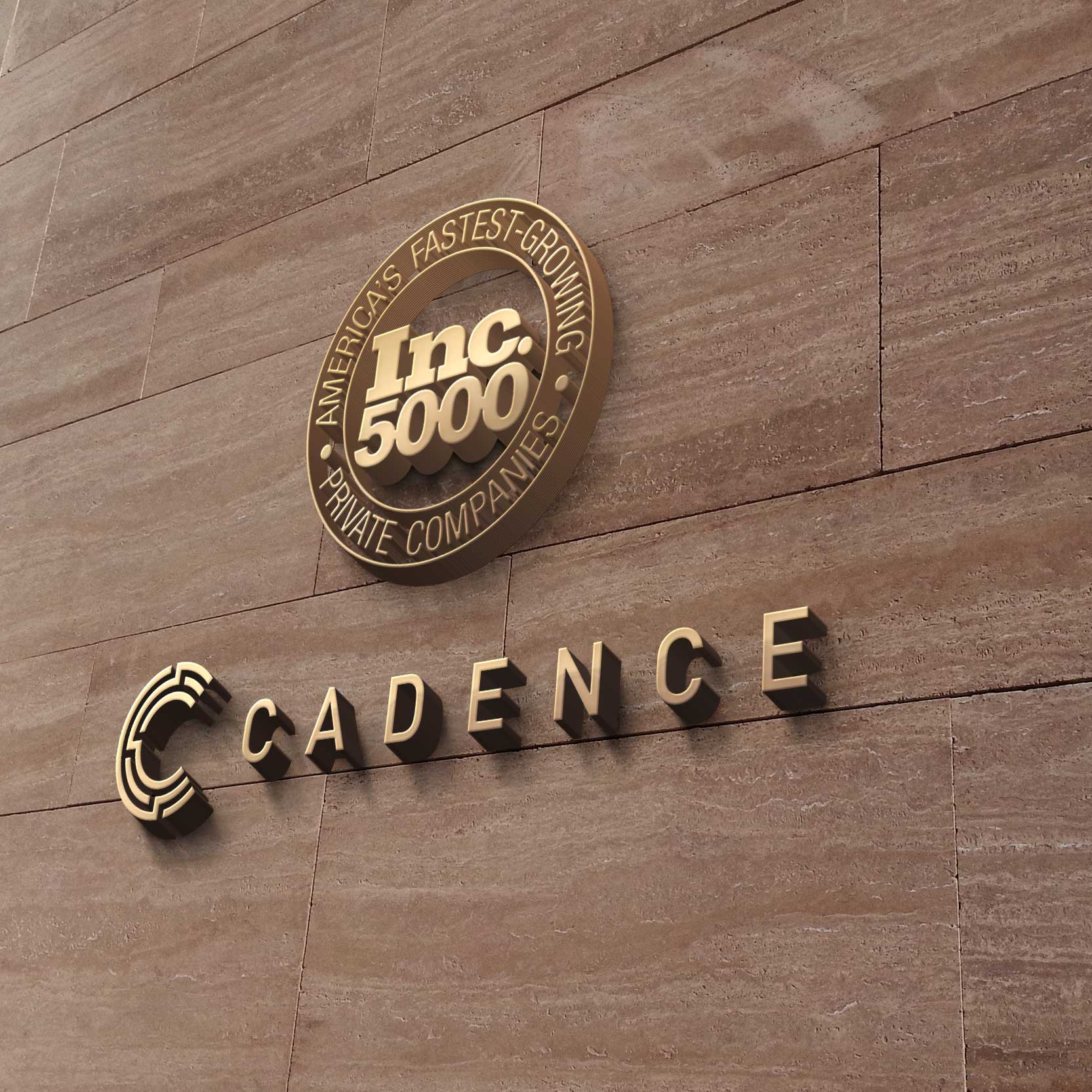 Third Time's the Charm:  Inc. 5000 Lists Us Again, Validates the Cadence Way of Doing Business